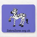 ZebraZone Mouse Mat