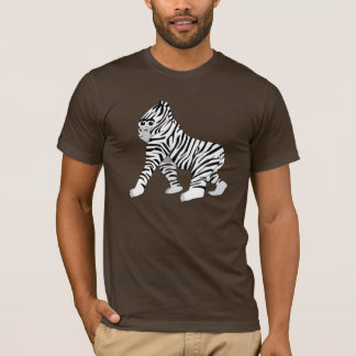 Zebrilla Male T T-Shirt
