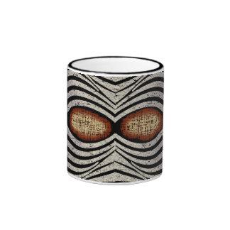 Zebrique Ringer Mug