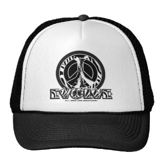 Zebro Peace Evolve AMAB Trucker Hat