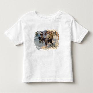 Zebulon Pike Entering Santa Fe Toddler T-shirt