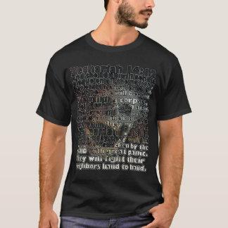 Zechariah 14:12 Zombie Apocalypse T-Shirt