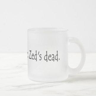 Zed1 Coffee Mugs