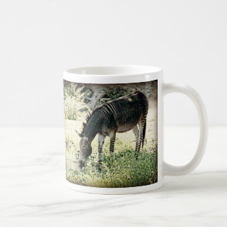 """Zedonk"" Classic White Coffee Mug"