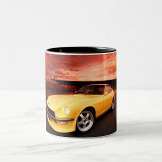 Zed's not Dead Two-Tone Coffee Mug