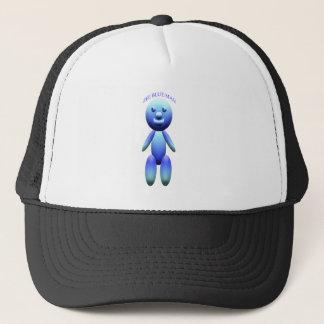 ZEE BLUE TRUCKER HAT