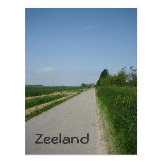 Zeeland Post Cards