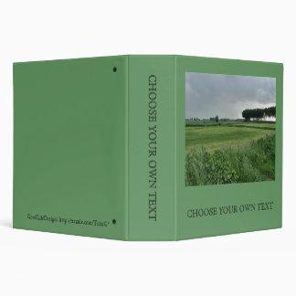 Zeeland-Summer green Binder