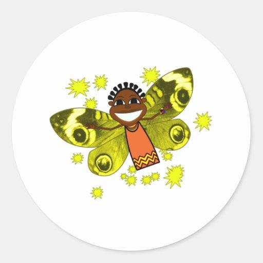 Zeena Smile Sticker