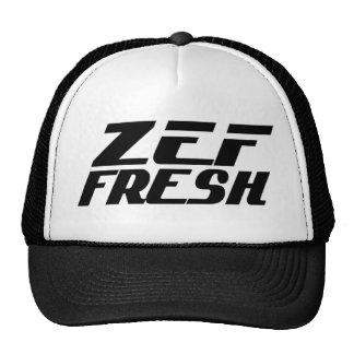 ZEF FRESH TRUCKER HAT
