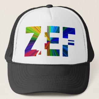 ZEF funky Trucker Hat