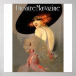 Zegfeld Girl Print