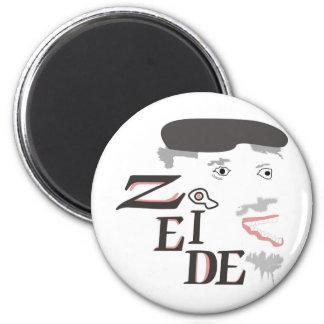 Zeide 2 Inch Round Magnet