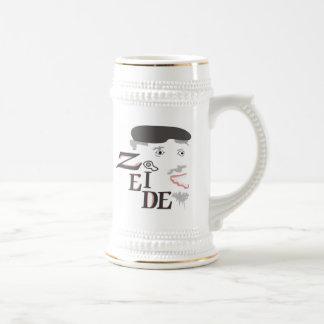 Zeide Beer Stein