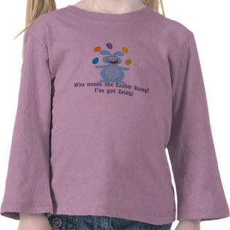 Zeidy es mi conejito de pascua camiseta