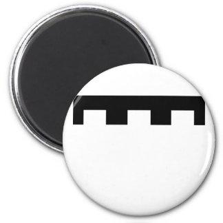 Zeist, Netherlands 2 Inch Round Magnet