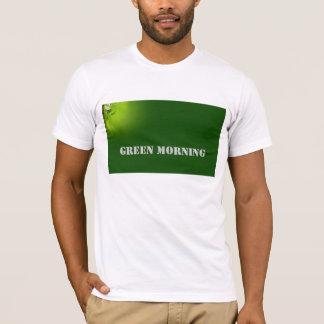Zeitgeist - Green Morning T-Shirt