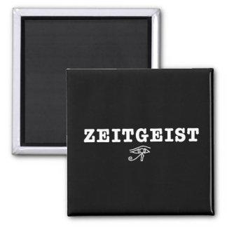 Zeitgeist 2 Inch Square Magnet