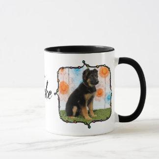 Zeke - German Shepherd Mug