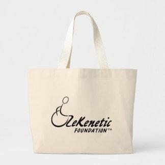 ZeKenetic Foundation Large Tote Bag