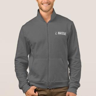 ZeKenetic Foundation Personalized Zip Jacket