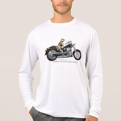 Zelda Biker T-Shirt