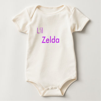 Zelda Body Para Bebé
