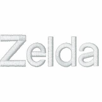 Zelda bordó la chaqueta