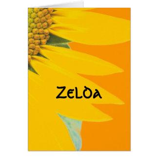 Zelda Card