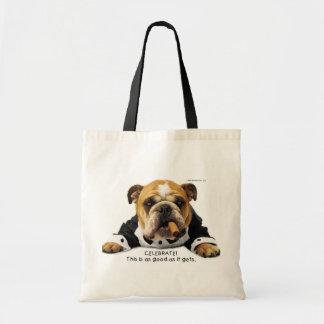 Zelda CELEBRATE Budget Tote Bag