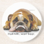 Zelda milk/beer coasters