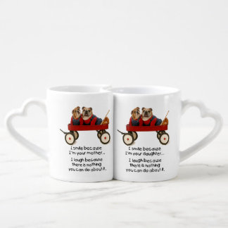Zelda Mother/Daughter Coffee Mugs Lovers Mug
