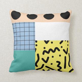 Zelda Steffensen Throw Pillow