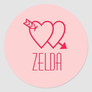 Zelda Stickers