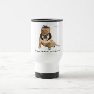 Zelda's Fashion-a-bull Travel Mug