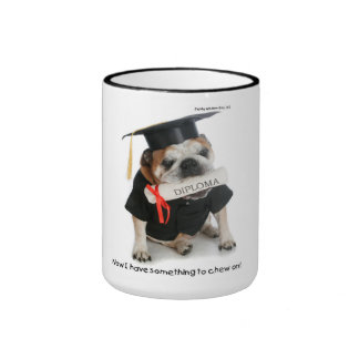 Zelda's Graduation Mug