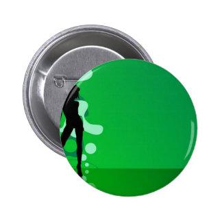 Zelena Silueta Buttons