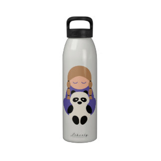 Zélie and The Panda Drinking Bottles
