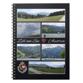 Zell am See, Austria notebook