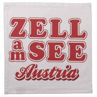 Zell am See cloth napkins