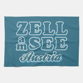Zell am See hand towel