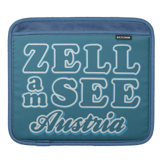 Zell am See iPad sleeve
