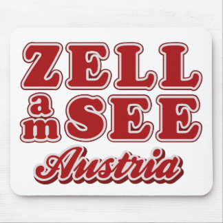 Zell am See mousepad