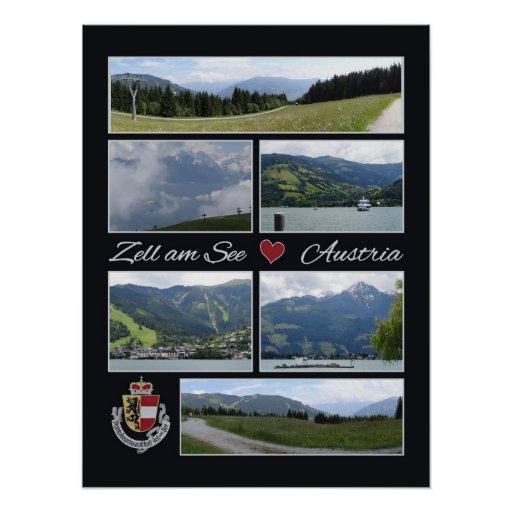 Zell ve, poster de Austria