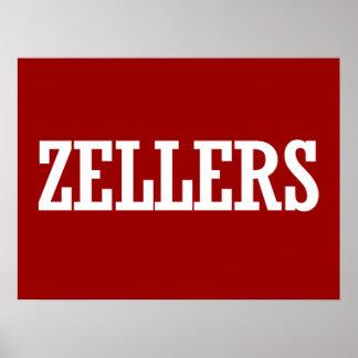 ZELLERS 2014 - Elección Posters