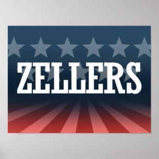 ZELLERS 2014 - Elección Poster