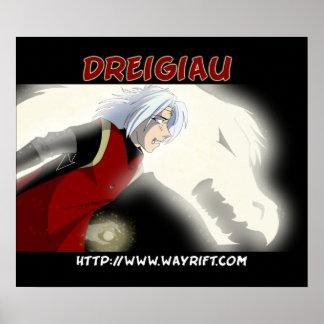 Zemi Dreigiau Poster
