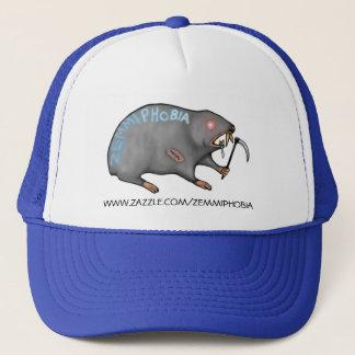 Zemmiphobia Logo Trucker Hat