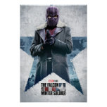 Zemo Worn Star Poster