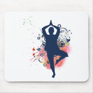 Zen - 1 – Buddhism - Contemporary Art Mouse Pads